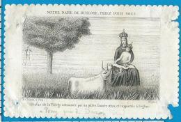 Holycard    N.D. De   Buglose - Devotion Images