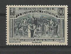 FRANCE 1939   Sesquicentenaire De La REVOLUTION   YT 444 Neuf** Sans Charniere// VENTE EN NOMBRE !! - Ungebraucht