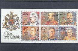 6018) Britische Regenten - Block 35 Postfrisch