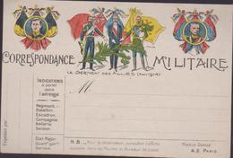 Correspondance Militaire - ( LE SERMENT DES ALLIES Aout 1914