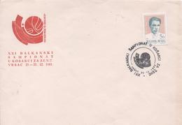 Yugoslavia, Basketball, Balkan Championship For Women 1983
