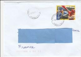 Z3] Enveloppe Cover Togo Boxe Boxing