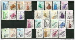 6 Séries Préoblitérés 202 à 231  A Moitié Sous Prix De La Poste (cote 75€)