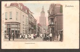 Zutphen.Lange Hofstraat. Pand Wigman Thans IJssalon La Venezia - Zutphen