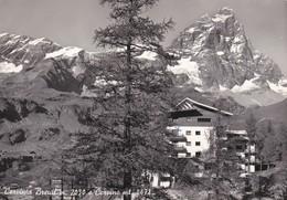 ITALIE---CERVINIA BREUIL 2050 E CERVINO MT 4478--voir 2 Scans - Aosta