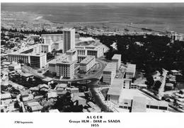 Alger HLM Diar Es Saada - Algérie Afrique - Photo Véritable Grand Format (No CP) 16X26cm Env - Algerien