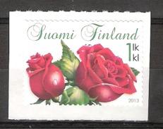 Finland 2013 Greeting Stamps, Roses, Mi 2230, MNH(**)