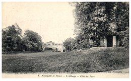 78 - NEAUPHLE Le VIEUX -- L'Abbaye - Côté Du Parc - France