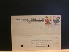 67/616   CP POUR LA BELG. 1954.