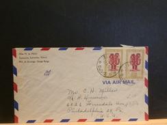 67/616   LETTRE POUR USA. 1952.