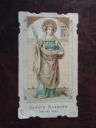Bidprent : Heilige Barbara Parochiale Kerk Van Clemskerke Jaaroverzicht Van Overleden  1927 - 1928  (2scans) - Religion & Esotérisme