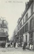 PARIS - Rue De L'annonciation. - Arrondissement: 16