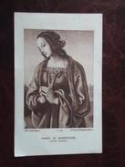 Bidprent : Heilige Barbara Parochiale Kerk Van Clemskerke Jaaroverzicht Van Overleden  1929  (2scans) - Godsdienst & Esoterisme