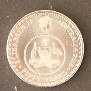2016 20c Australia UNC 50th Anniversary Decimal Currency Coin From Security Bag - Dezimale Münzen (1966-...)