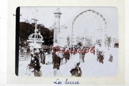 Les Serres Extérieur - Exposition Universelle Paris 1900 - Foto's