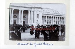 Devant Le Grand Palais - Exposition Universelle Paris 1900 - Foto's