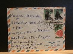 67/635  LETTRE COTE D'IVOIRE
