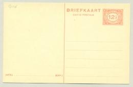 Nederland - 1925 - 12,5 Cent Vürtheim, Briefkaart G206 - Ongebruikt