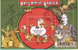 F 4866 B  BENJAMIN RABIER NEUF** Avec  OBLITERATION PLANETE ANNEE 2014