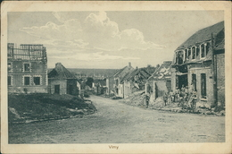 AK Vimy, O 1916 Feldpost (22526) - Autres Communes