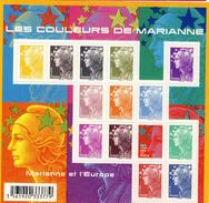 F 4409  COULEURS De MARIANNE     NEUF** ANNEE 2009