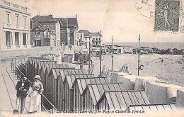 LE CROISIC - Plage Et Chalets De Port Lin - Animée - France