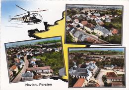 CPSM   NOVION-PORCIEN 08 - France