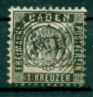 Wappen Von Baden Im Quadrat