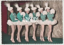 TEATRO DANZA VARIETA' ANNI '50 BALLERINE FOTO FORMATO 10,5X14,5 - Spettacolo