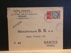67/651    LETTRE MADAGASCAR