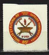 Wallis And Futuna 2002 Fire Service Of Uvea Island - Self-Adhesive.MNH - Unused Stamps