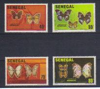 SENEGAL - N° 566/569  - N**