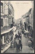 Pamiers - La Rue Ste-Hélène - Bien Animée