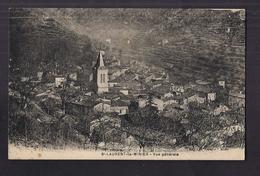 CPA 30 - SAINT-LAURENT-le-MINIER - Vue Générale - Très Jolie Vue D'ensemble Du Village - Frankreich