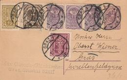 Austria PK Infla 17/VI/1922      D1326