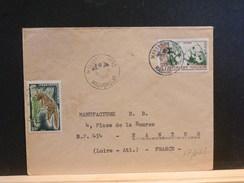 67/663   LETTRE MADAGASCAR  COTON