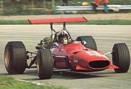 Italy GP 1968  -  Ferrari  -  Chris Amon  -  CP - Grand Prix / F1
