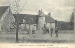 BALAGNY SUR THERAIN - Ferme Des Templiers. - Francia