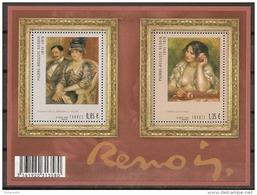 """France 2009  """"Renoir """" Neuf Qualité Luxe"""