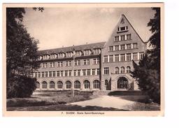 21 Dijon Ecole Sainte Dominique - Dijon