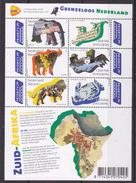 Nederland 2011 Grenzeloos Nederland / Zuid-Afrika  Velletje / Shtlt ** Mnh (34920) - Neufs