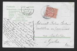 Tarn -  Cachet Pointillé  De  LE GARRIC - Postmark Collection (Covers)