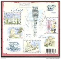 """France 2009 """"Capitales Européennes : Lisbonne"""" Neuf Qualité Luxe"""