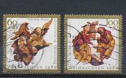 Duitsland/Germany/Allemagne/Deutschland 1989 Mi: 1442-1443 Yt:  (Gebr/used/obl/o)(1240) - [7] West-Duitsland