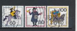 Duitsland/Germany/Allemagne/Deutschland 1989 Mi: 1437-1439 Yt:  (Gebr/used/obl/o)(1241) - [7] West-Duitsland