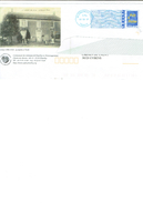 Env. Entier Postale Oblitérée De FRANCE - Communauté De Communes De Prauthoy [Hte Marne] Mairie / école En 1900