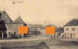 THIMISTER  Cachet Postal Thimister Clermont 1925 - Thimister-Clermont