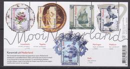 Nederland 2014 Mooi Nederland / Keramiek Velletje / Shtlt ** Mnh (34924) - Periodo 1980 - ... (Beatrix)