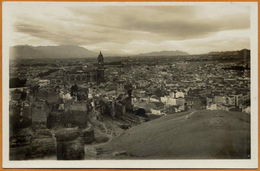Espagne / MALAGA - Vista Parcial (années 30-40) - Malaga