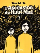 L'ascension Du Haut-mal T3 De David B. - Autres Auteurs